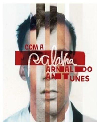 Imagem capa Documentário Com a Palavra Arnaldo Antunes