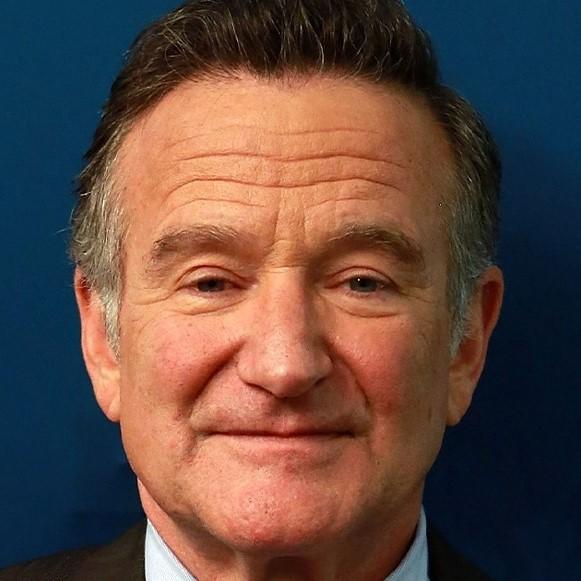 """Imagem de capa """"As pessoas mais tristes sempre se esforçam mais para fazer os outros mais felizes"""". 15 lições de vida de Robin Williams"""