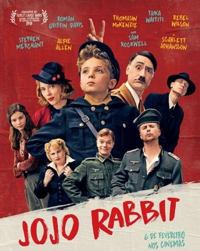Imagem capa Jojo Rabbit