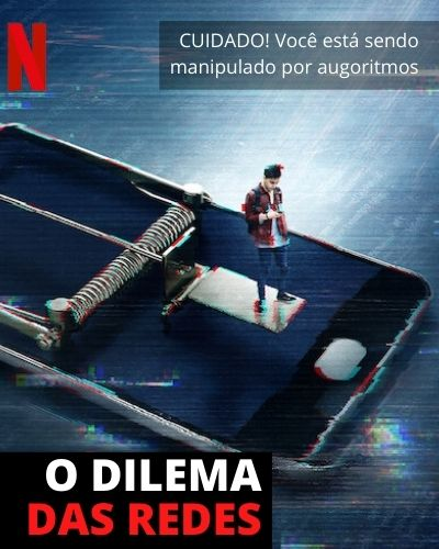 Imagem capa O dilema das redes
