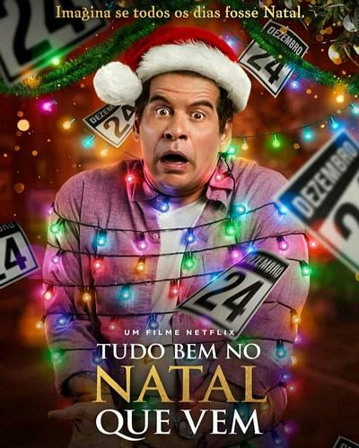 Imagem capa Tudo bem no Natal que vem